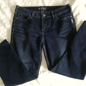 Women's Silver Jeans(Stevie) size 32